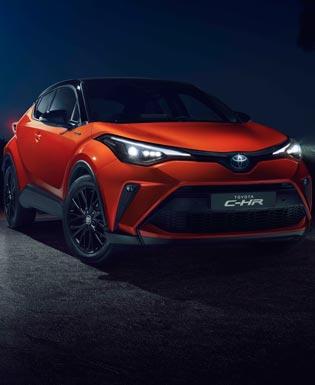 El Toyota C-HR llegará a Argentina este año