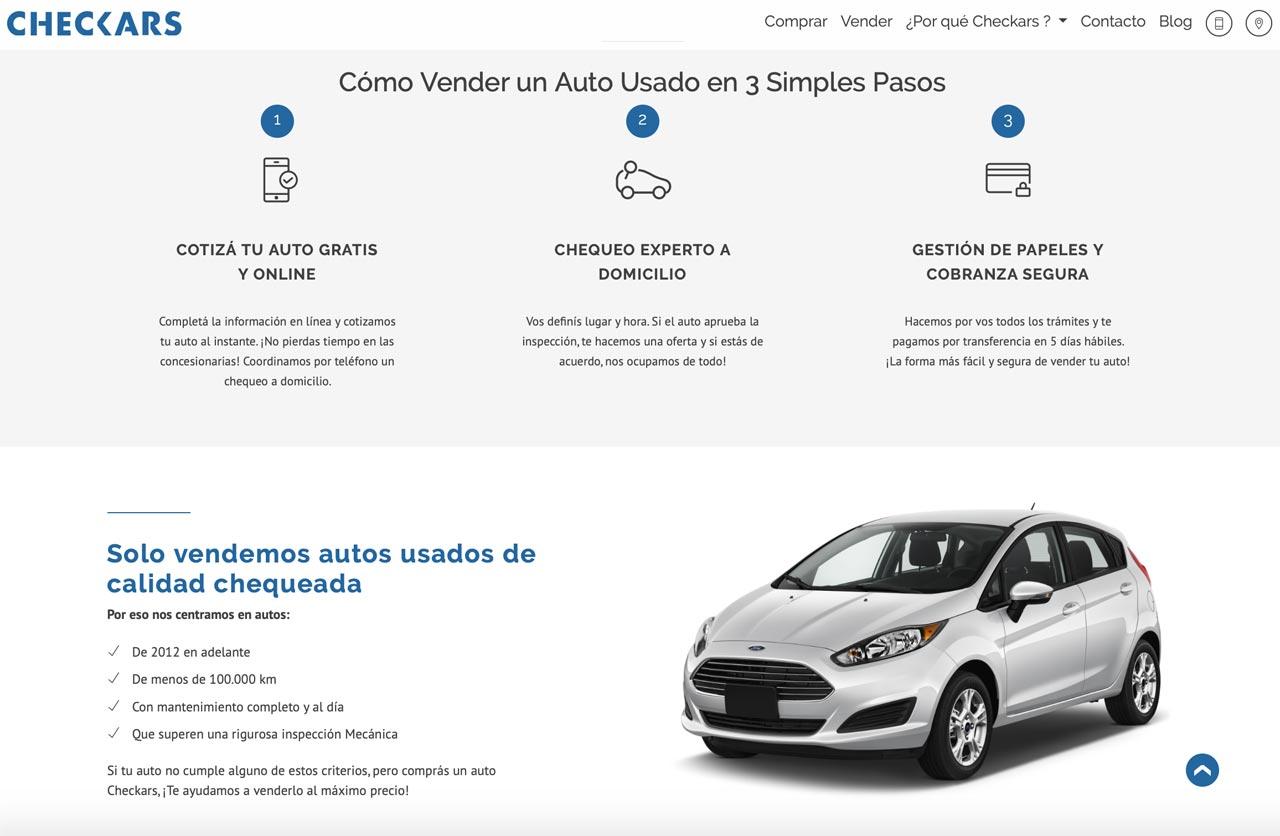 vender un autos usado