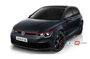 Anticipan el próximo Volkswagen Golf GTI