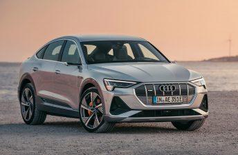 Audi e-tron Sportback, el SUV eléctrico con estilo de coupé