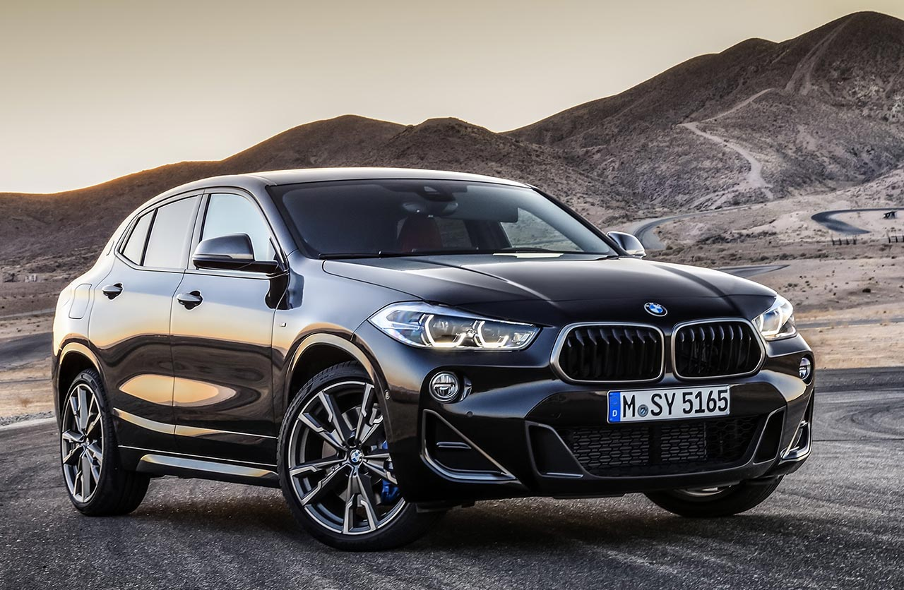 BMW lanzó el X2 M35i
