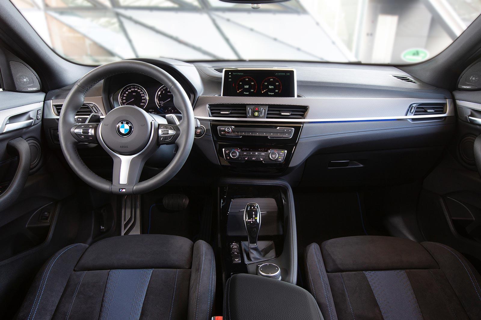 Interior BMW X2 M35i
