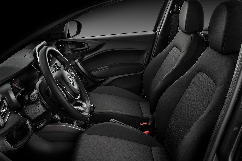 Interior Fiat Argo S-Design