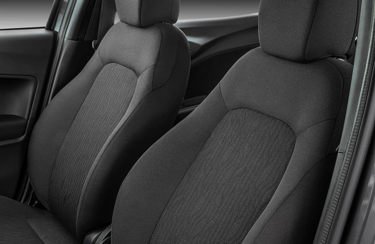 Interior Fiat Cronos S-Design