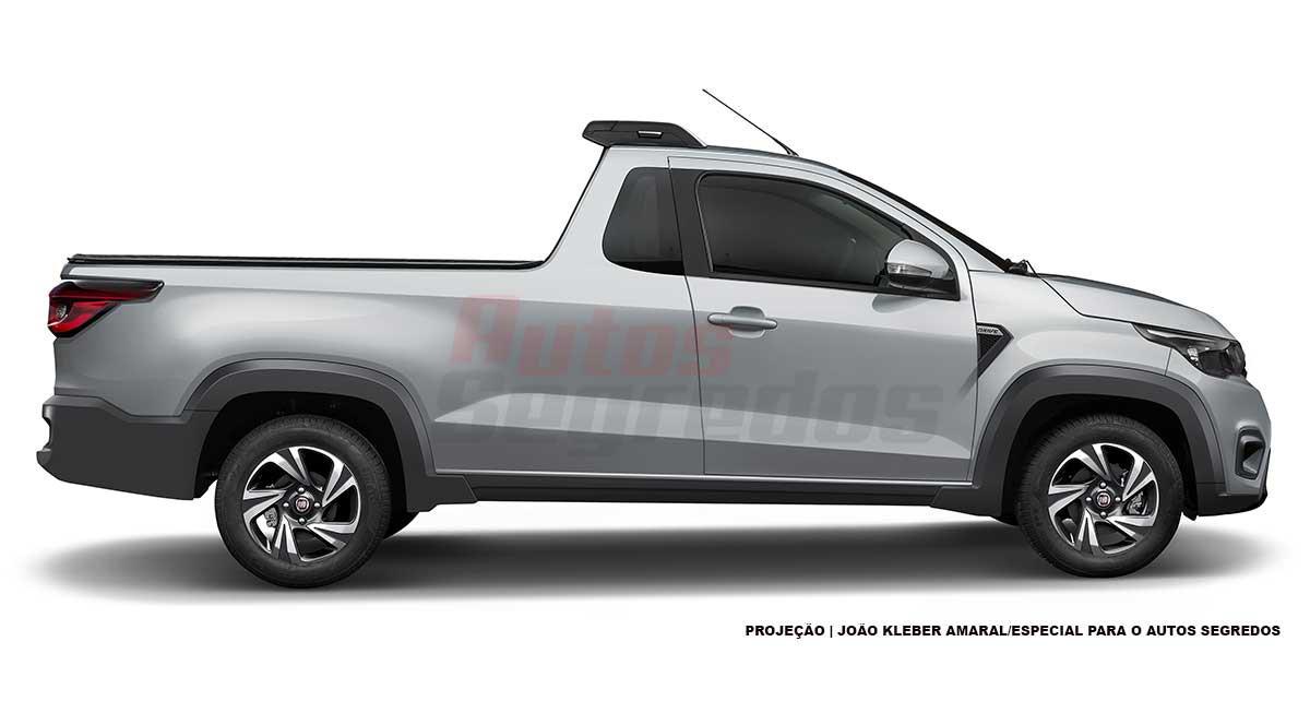 Fiat Strada 2021 AS