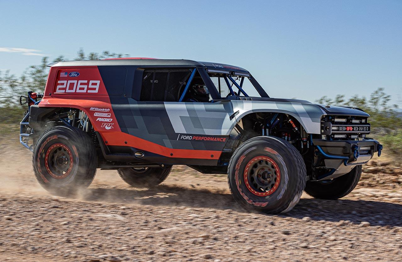 Ford Bronco R 2020