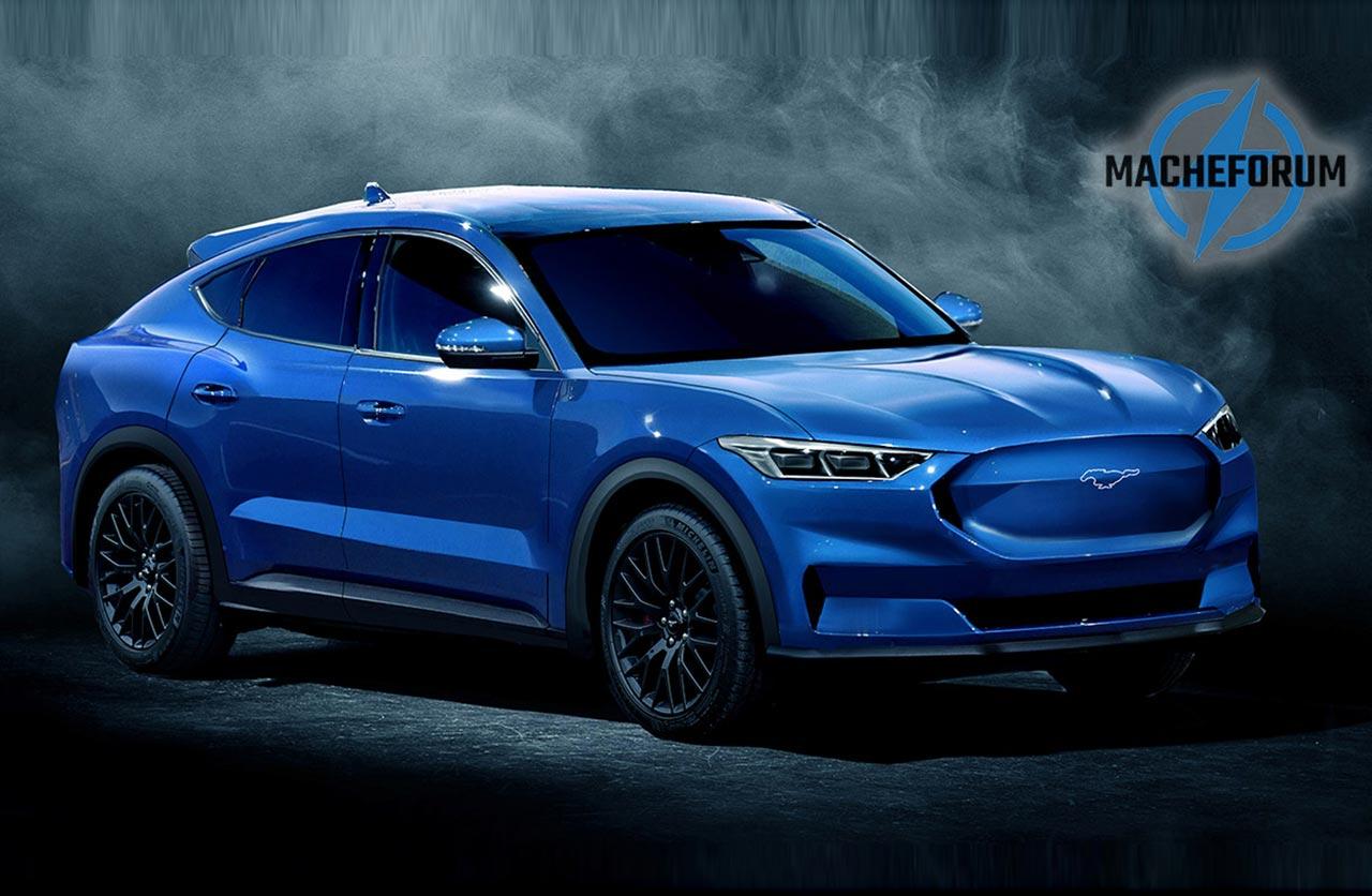 SUV inspirado en el Mustang: ¿será así?