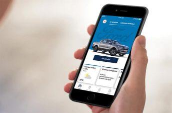 Ford Pass, cómo es la nueva app del óvalo