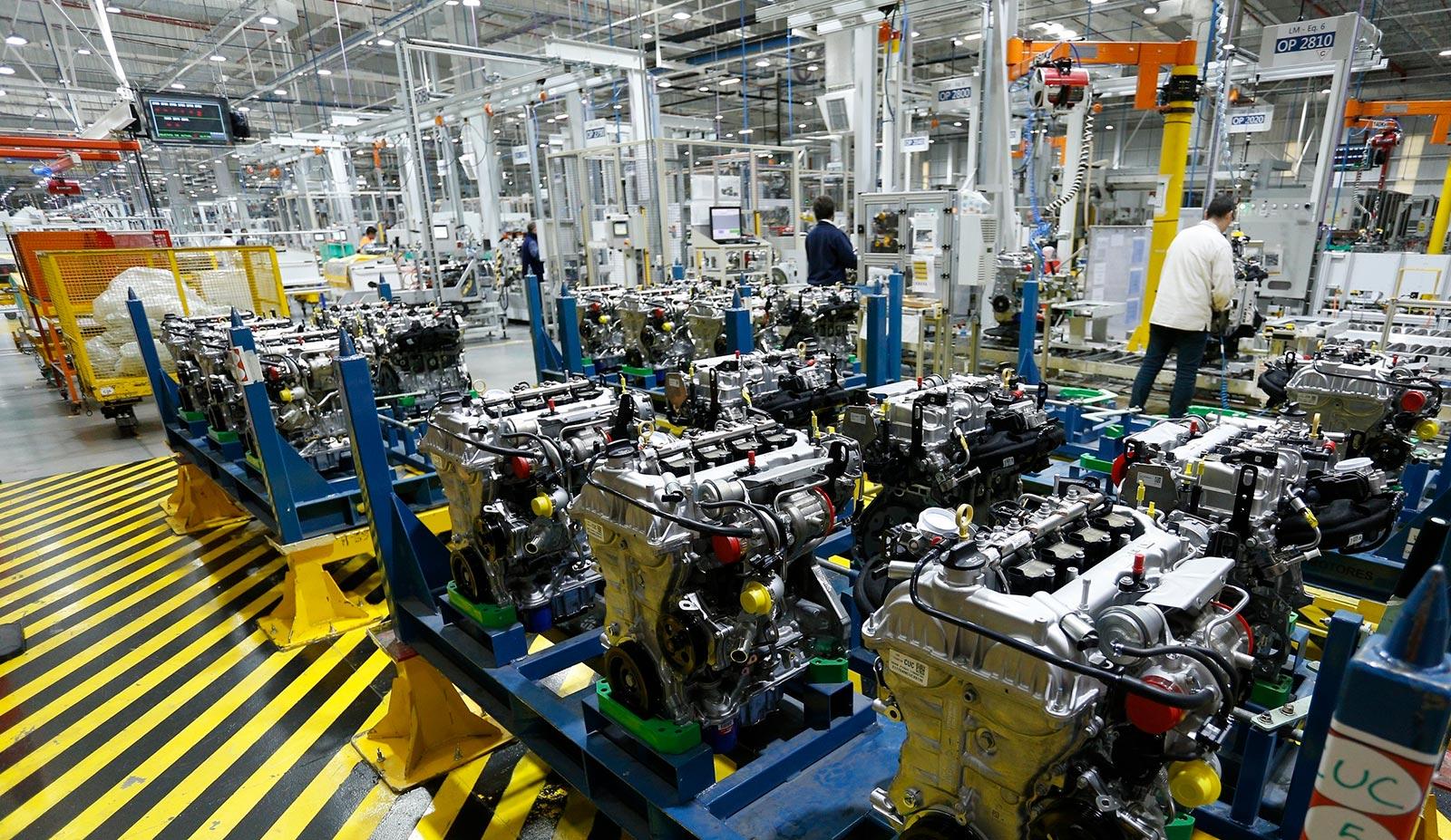 Planta Rosario General Motors - Motores