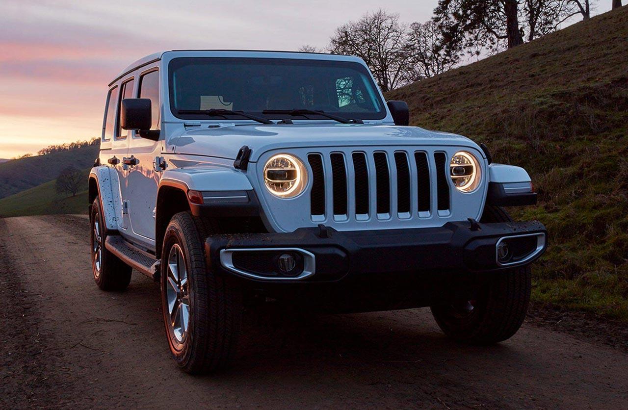 Se viene el nuevo Jeep Wrangler