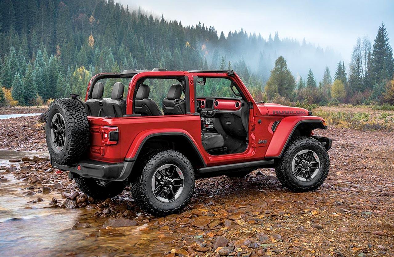 Nuevo Jeep Wrangler Rubicon