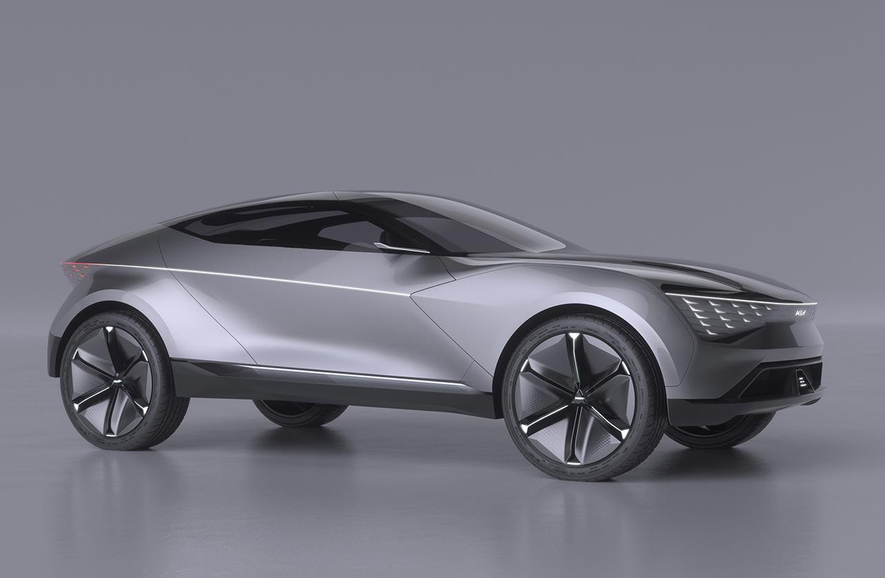Kia Futuron: el próximo SUV eléctrico de la marca