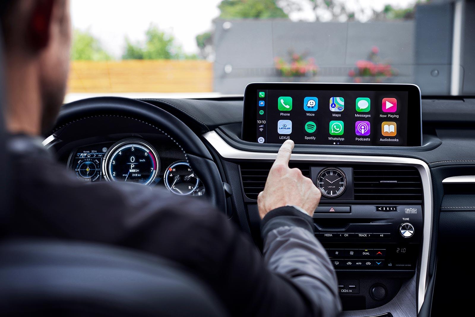 Interior Lexus 2020