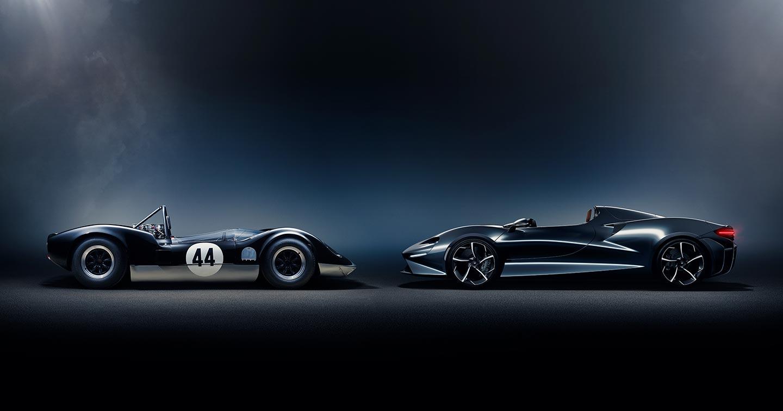 McLaren Elva / McLaren Elva M1A Mk1