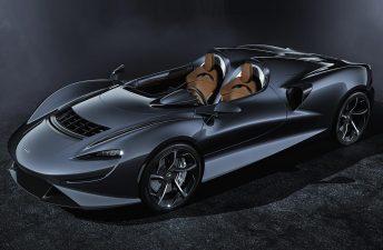 Elva, el nuevo roadster de McLaren