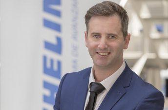 Nicolás Konsol es el nuevo Gerente de Marketing de Michelin Argentina