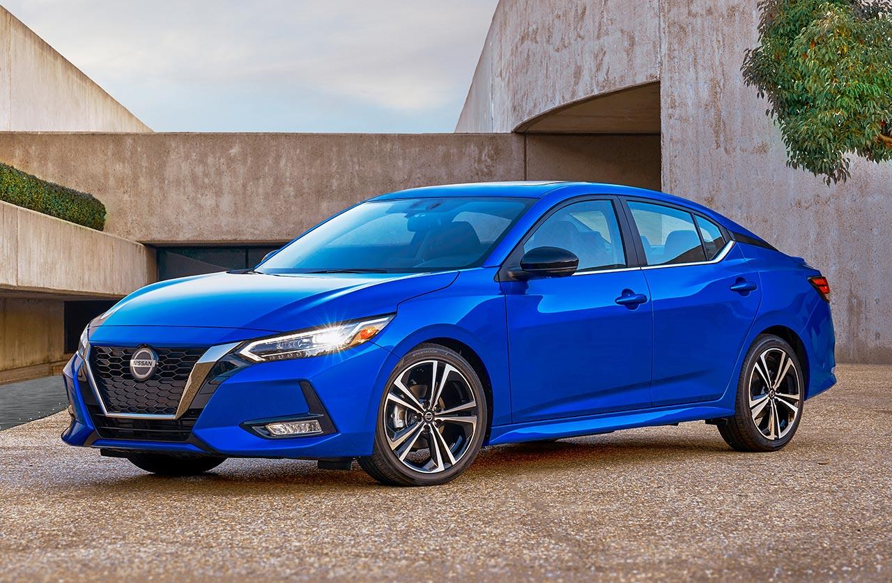 Nueva generación para el Nissan Sentra