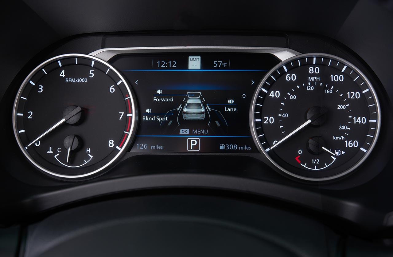 Tablero Nissan Sentra 2020