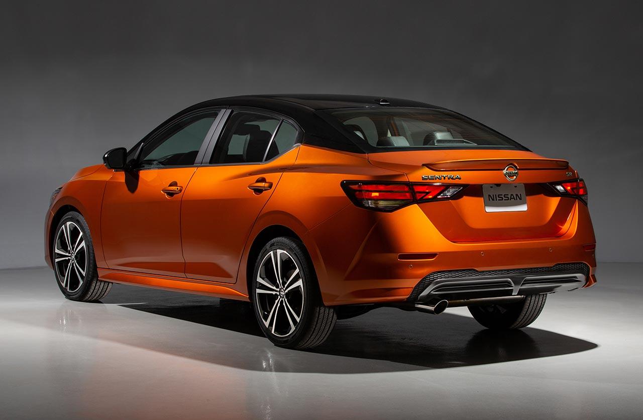 Nissan Sentra 2020 (nueva generación)