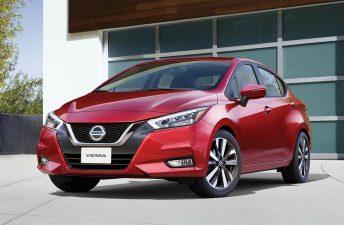 Se viene el nuevo Nissan Versa