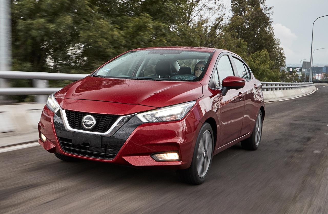 El nuevo Nissan Versa, para mitad de año