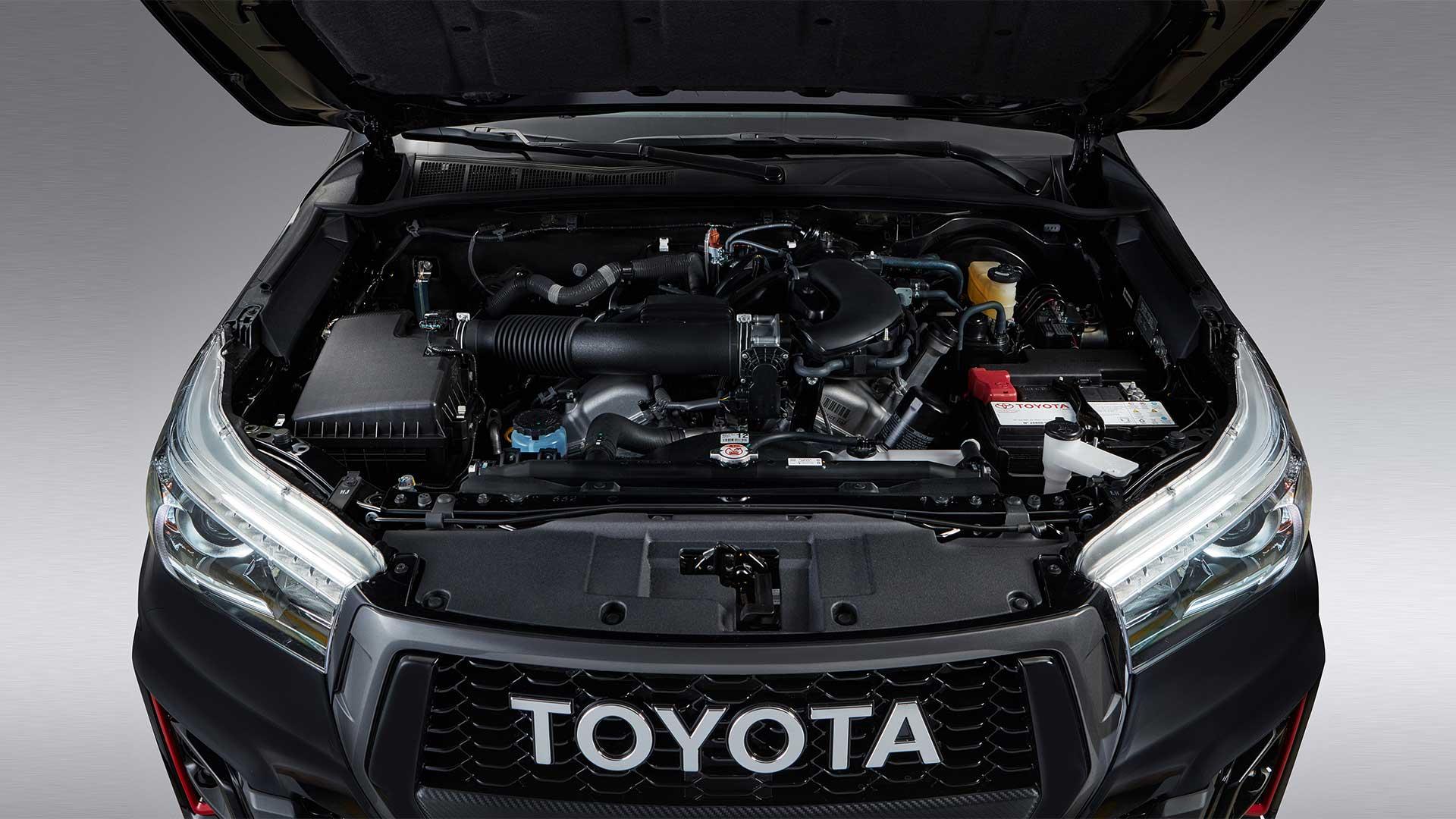 Motor Toyota Hilux GR-Sport II V6