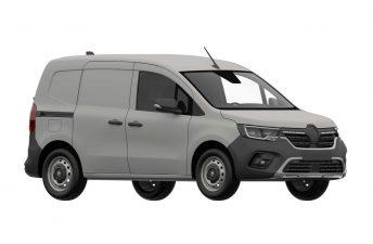 Así es la nueva Renault Kangoo