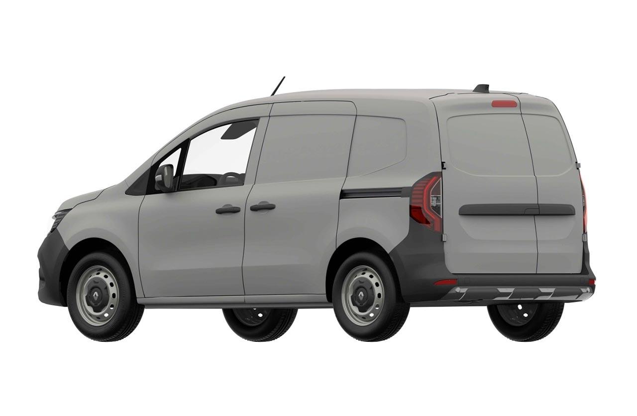 Nueva Renault Kangoo 2020