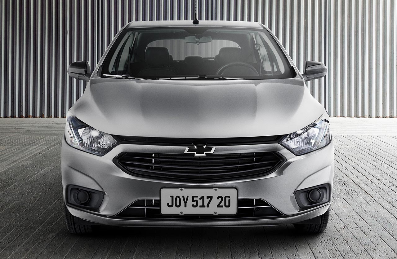 Nuevo Chevrolet Onix Joy