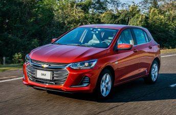 Chevrolet lanzó el nuevo Onix en Argentina