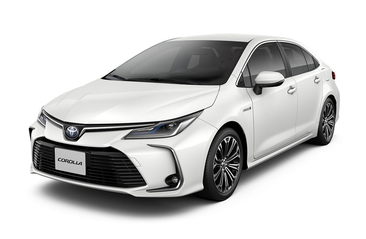 Nuevo Toyota Corolla 2020 Argentina
