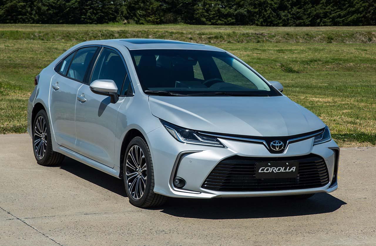 Toyota lanzó el nuevo Corolla en Argentina