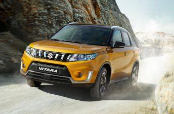 Llegó la Suzuki New Vitara 2020