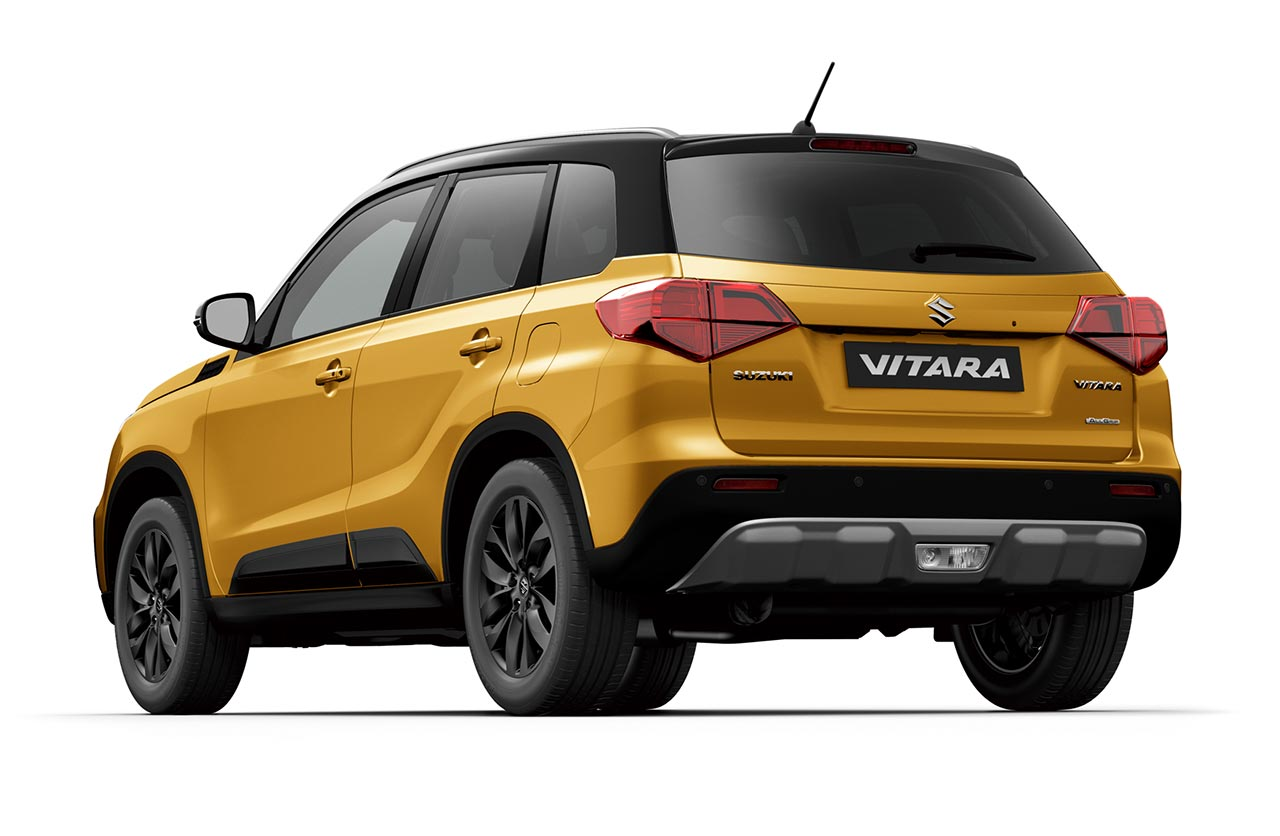 Nueva Suzuki Vitara 2020