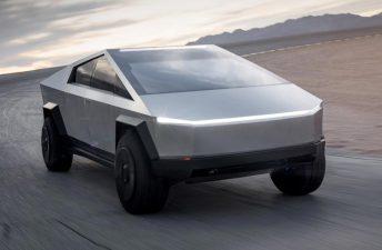 Cybertruck, la original pick up eléctrica de Tesla