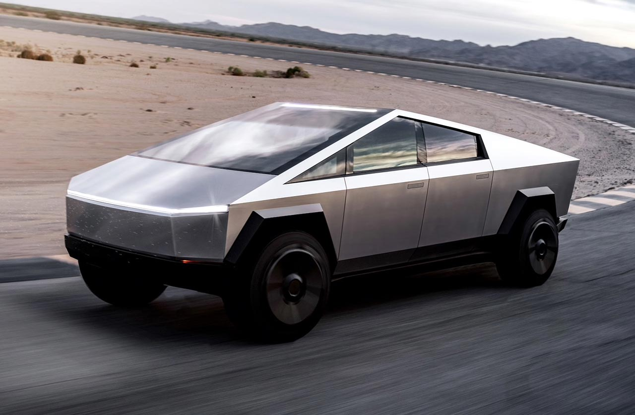 camioneta Tesla Cybertruck