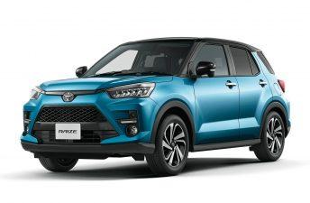 Toyota registró un SUV pequeño en Brasil