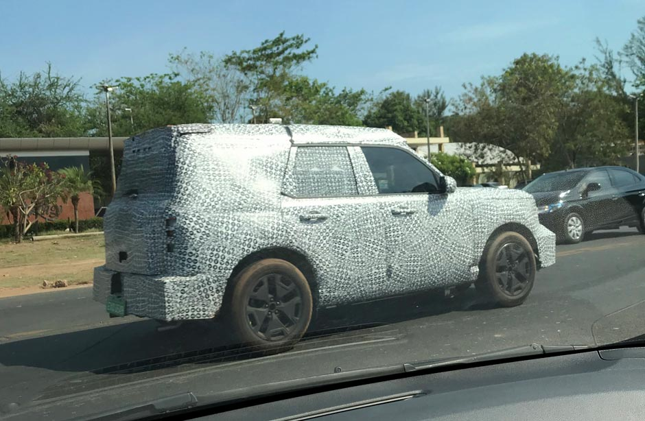 Ford Baby Bronco en Brasil