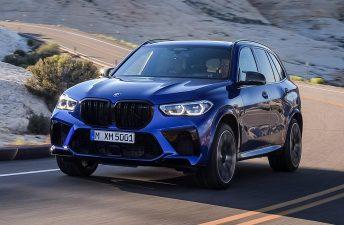 Conocé los nuevos BMW X5 y X6 de Motorsport
