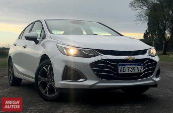 Las claves del Chevrolet Cruze Premier