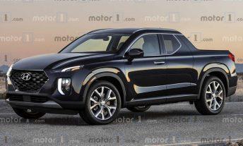 Nueva pick up: la Hyundai Santa Cruz será producida desde 2021