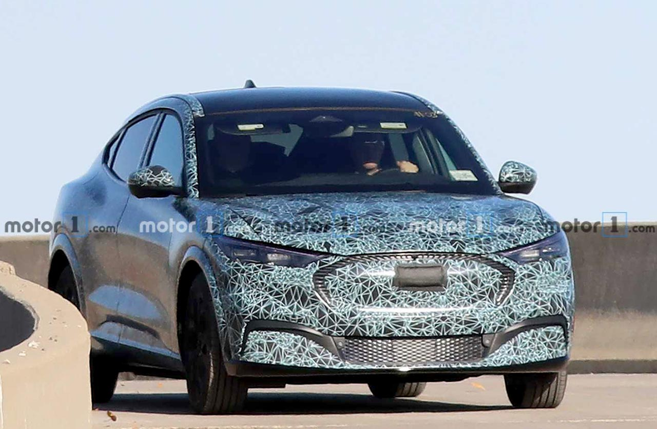 Mustang Mach-E: nombre confirmado para el nuevo SUV eléctrico de Ford