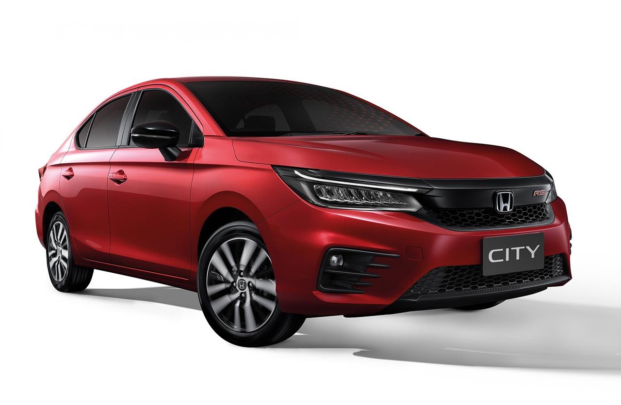 Nueva generación para el Honda City