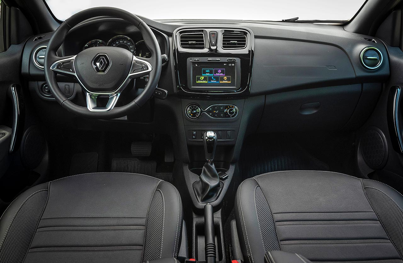 Interior Nuevo Renault Logan
