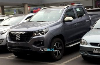 La pick up mediana de Peugeot, más cerca