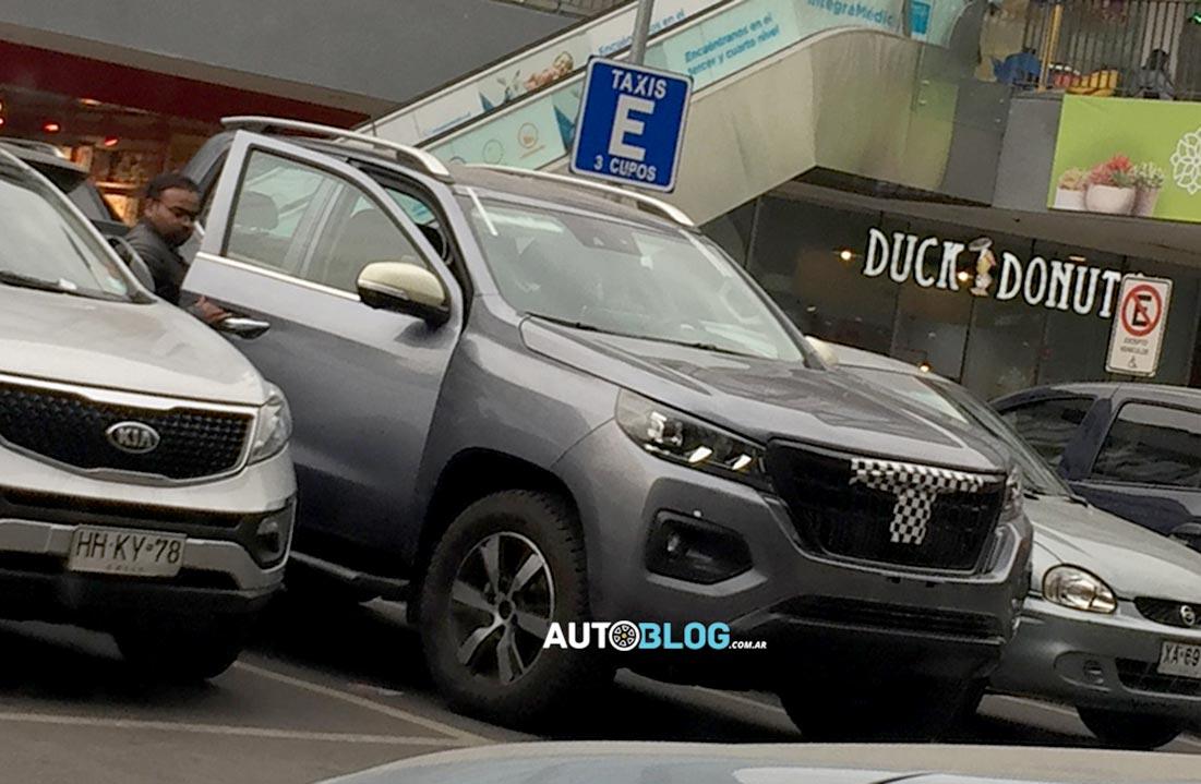 pick up Peugeot
