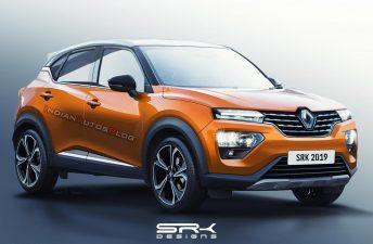 Renault prepara un nuevo SUV