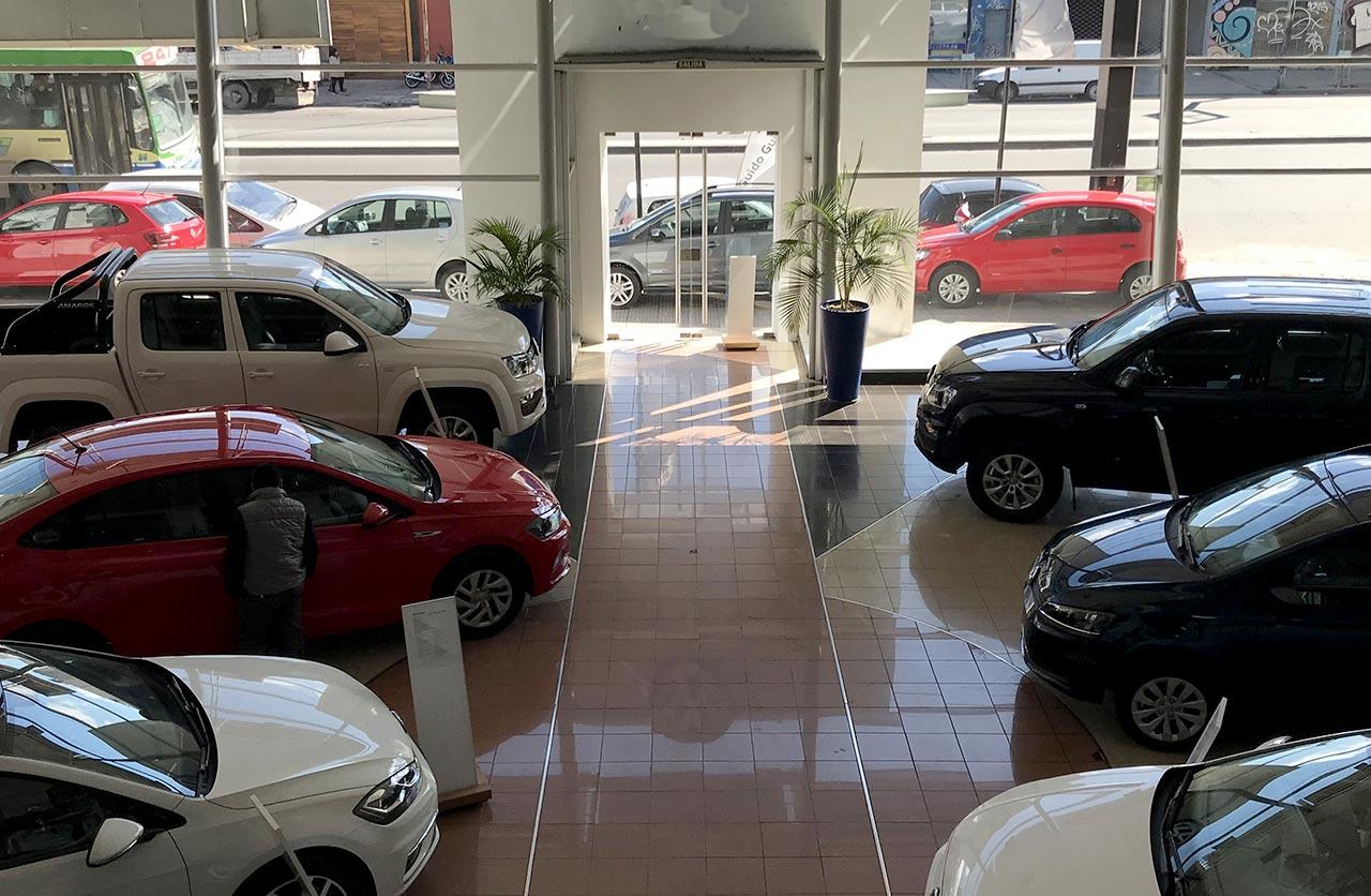 Vuelve a crecer la venta de autos usados en octubre: +6,71%