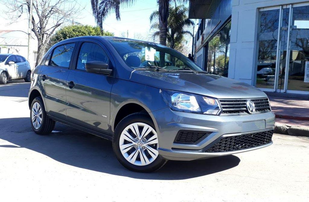 Volkswagen Gol, el usado con más consultas