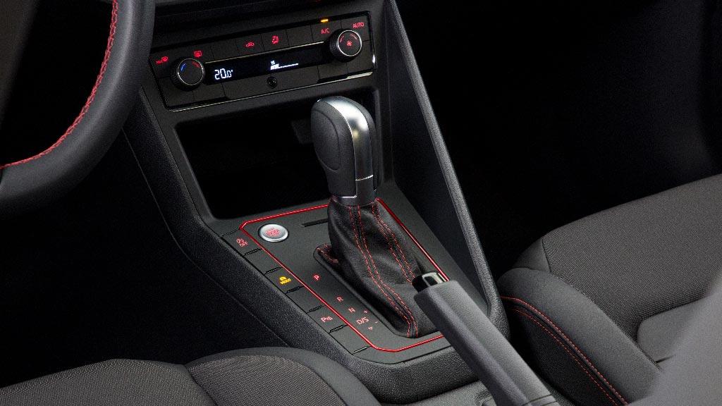 Caja automática Volkswagen Virtus GTS